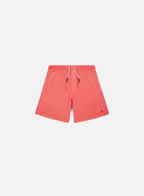 pantaloni tommy hilfiger tj summer sweat short rose of sharon