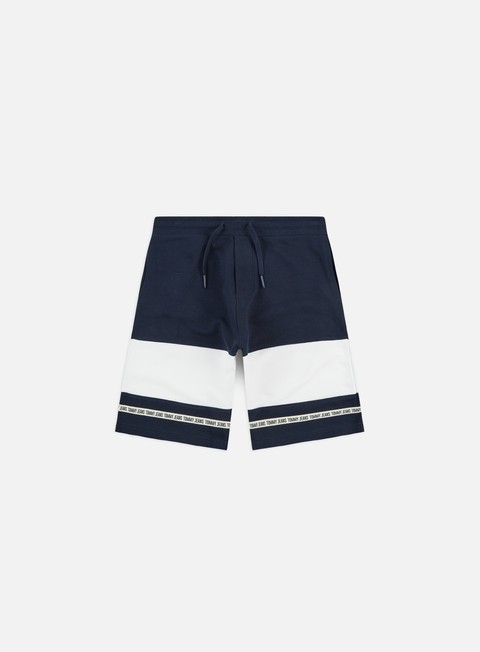 Outlet e Saldi Pantaloncini Corti Tommy Hilfiger TJ Tape Sweat Short