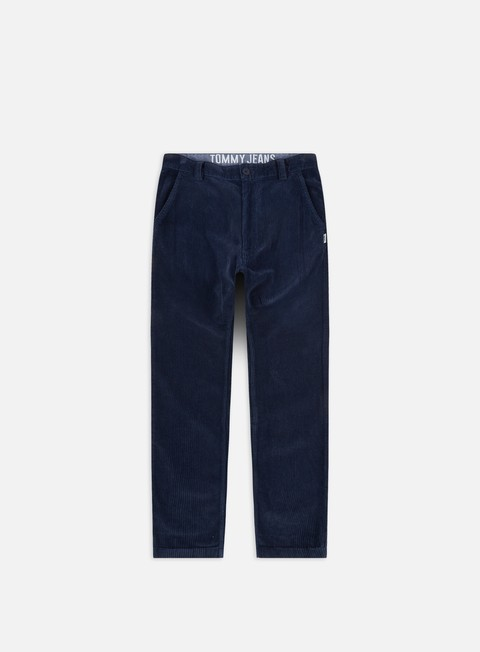 Outlet e Saldi Pantaloni Lunghi Tommy Hilfiger TJ Taperd Cord Chino Pant