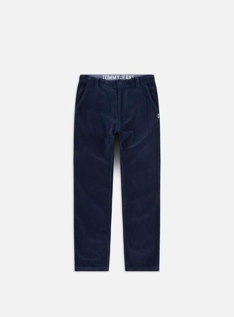 Pantaloni Lunghi Tommy Hilfiger TJ Taperd Cord Chino Pant