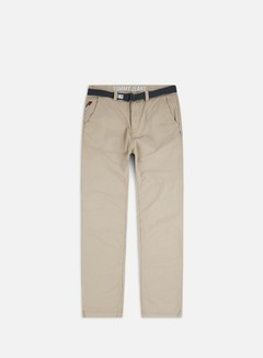 Tommy Hilfiger - TJ Tapered Belted Pant, Stone