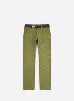 Tommy Hilfiger - TJ Tapered Belted Pant, Uniform Olive