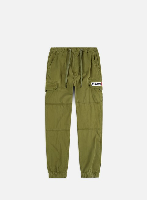 Outlet e Saldi Pantaloni Lunghi Tommy Hilfiger TJ Tapered Cuffed Cargo Pant
