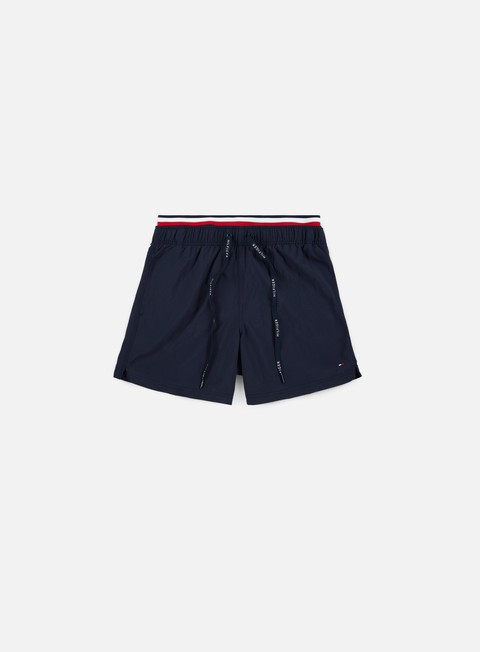 Outlet e Saldi Costumi da Bagno Tommy Hilfiger Underwear Double Waistband Medium Drawstring
