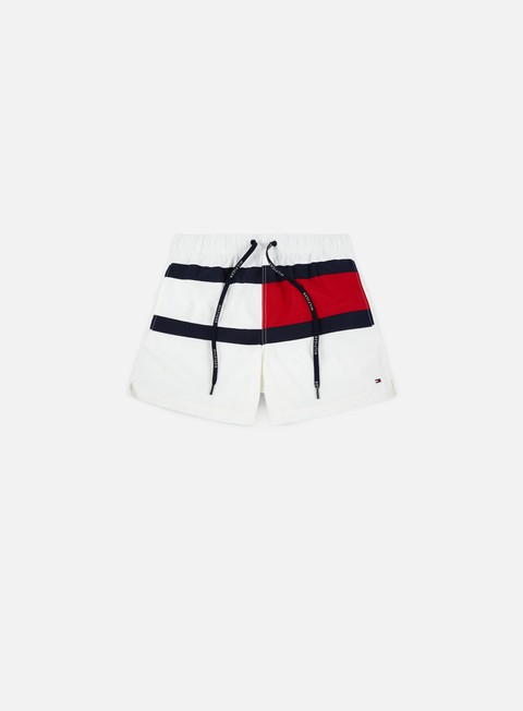 pantaloni tommy hilfiger underwear medium drawstring 3 bright white