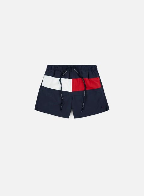 pantaloni tommy hilfiger underwear medium drawstring 3 navy blazer