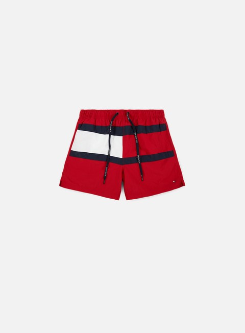 pantaloni tommy hilfiger underwear medium drawstring 3 tango red