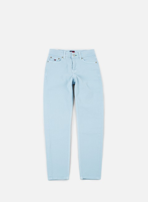Pants Tommy Hilfiger WMNS TJ 90s High Waist Crop Denim Pant