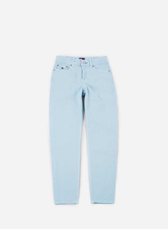 Tommy Hilfiger - WMNS TJ 90s High Waist Crop Denim Pant, Corydalis Blue