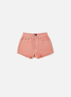 Tommy Hilfiger - WMNS TJ 90s High Waist Short, Quartz Pink 1