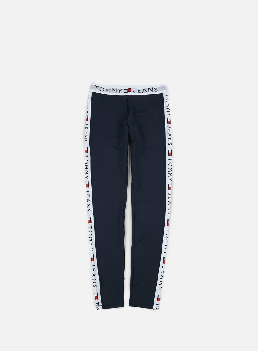 Tommy Hilfiger - WMNS TJ 90s Leggings, Dark Navy