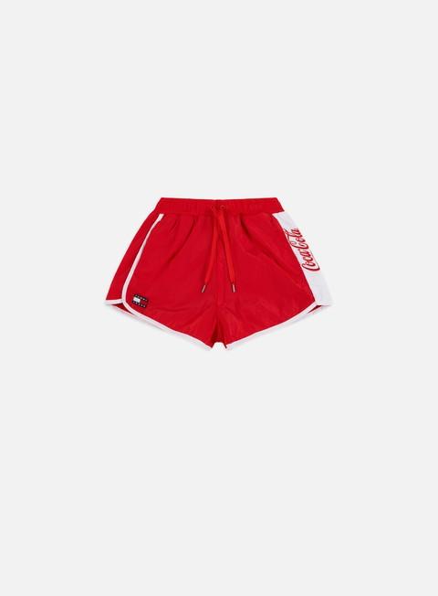 Pantaloncini Tommy Hilfiger WMNS TJ Tommy x Coca Cola Shorts