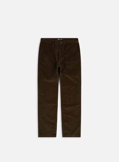 Pantaloni chino Vans Authentic Chino Cord Relaxed Pant