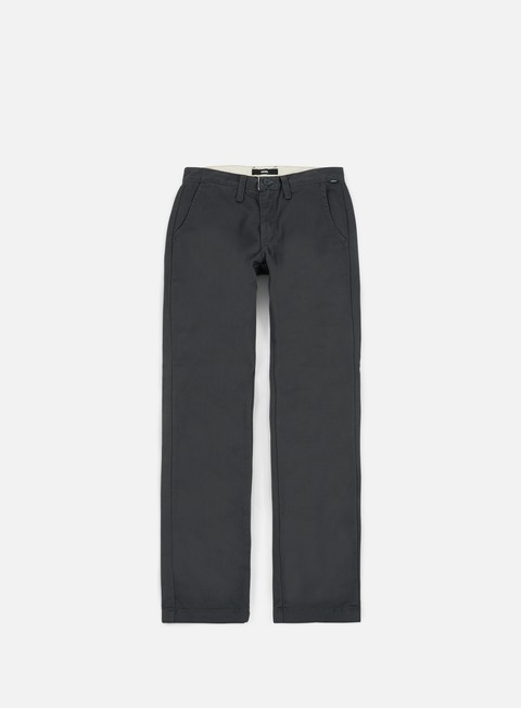 pantaloni vans authentic chino pant asphalt
