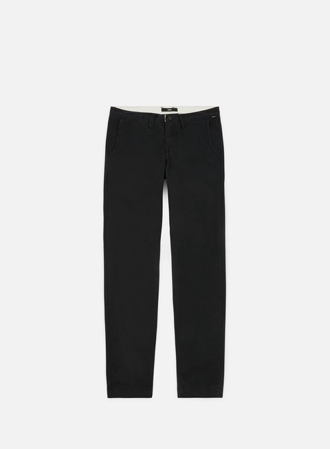 pantaloni vans authentic chino pant black