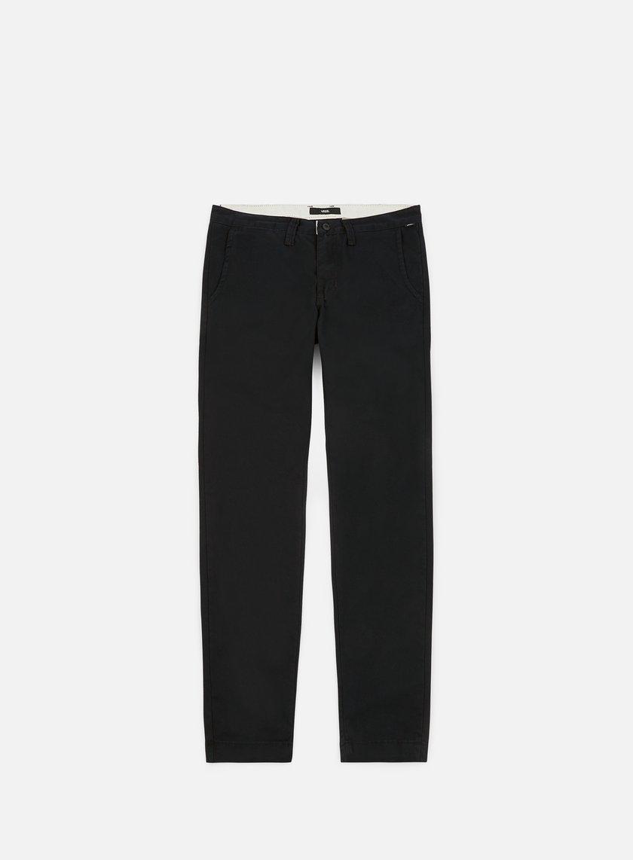 Vans - Authentic Chino Pant, Black