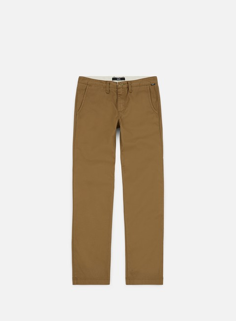 pantaloni vans authentic chino pant dirt