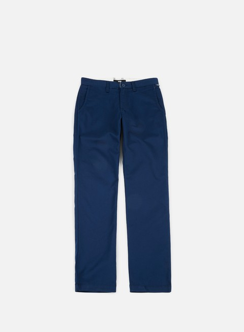 pantaloni vans authentic chino pant dress blues