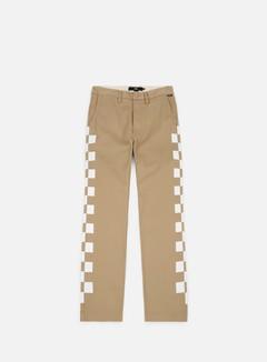Vans - Authentic Chino Pant, Khaki/Checkerboard