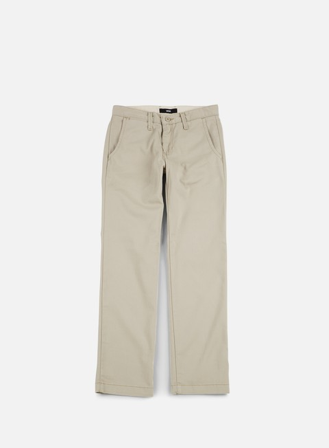 pantaloni vans authentic chino pant sand