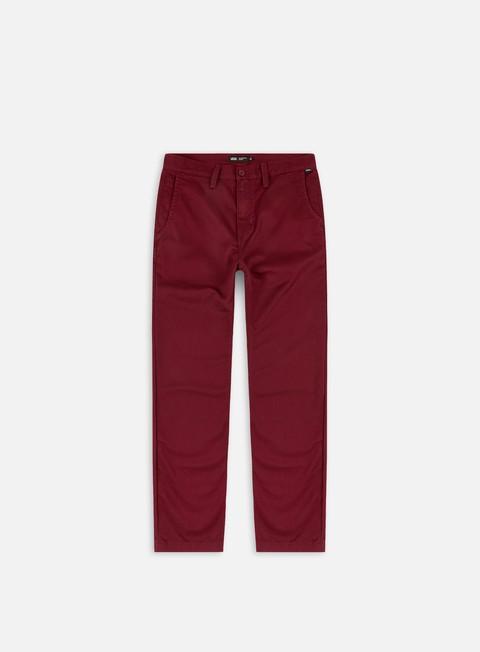 Pantaloni chino Vans Authentic Chino Slim Pant