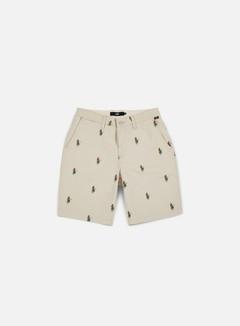 Vans - Authentic Monogram Shorts, Sand Hula Daze 1