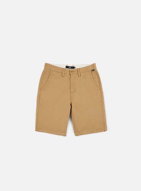 pantaloni vans authentic short new mushroom brown
