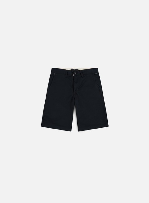 pantaloni vans authentic stretch shorts black