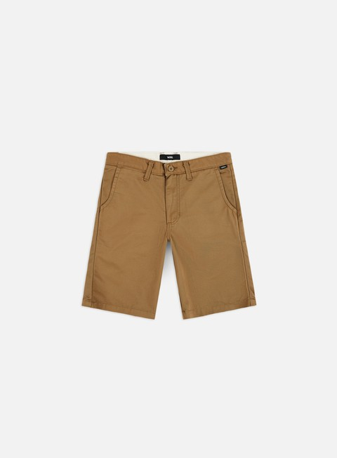 pantaloni vans authentic stretch shorts dirt