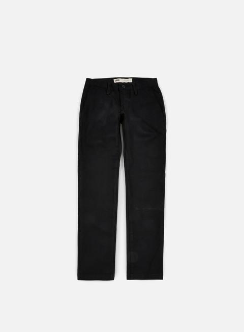 pantaloni vans barlin chino pant black