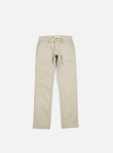 pantaloni vans barlin chino pant sand