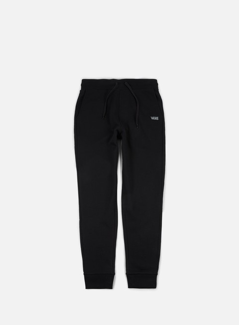 pantaloni vans core basic fleece pant black
