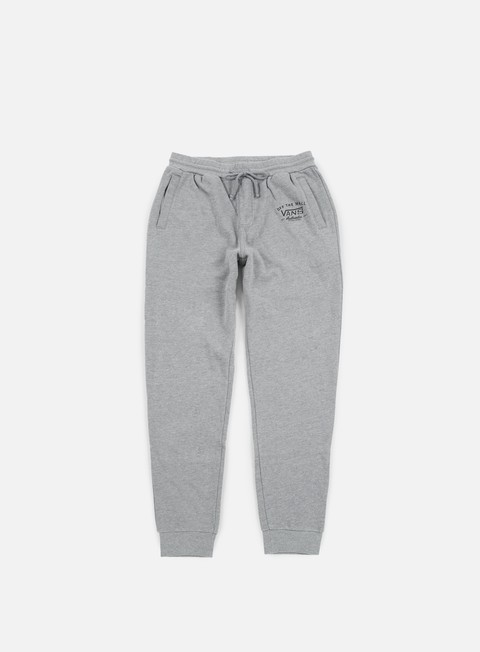 pantaloni vans dumont sweatpant concrete heather