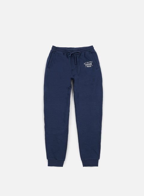 pantaloni vans dumont sweatpant dress blues