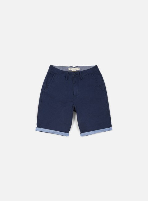 pantaloni vans excerpt cuff short dress blues