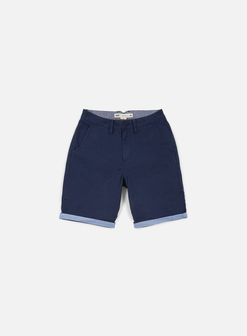 Vans - Excerpt Cuff Short, Dress Blues