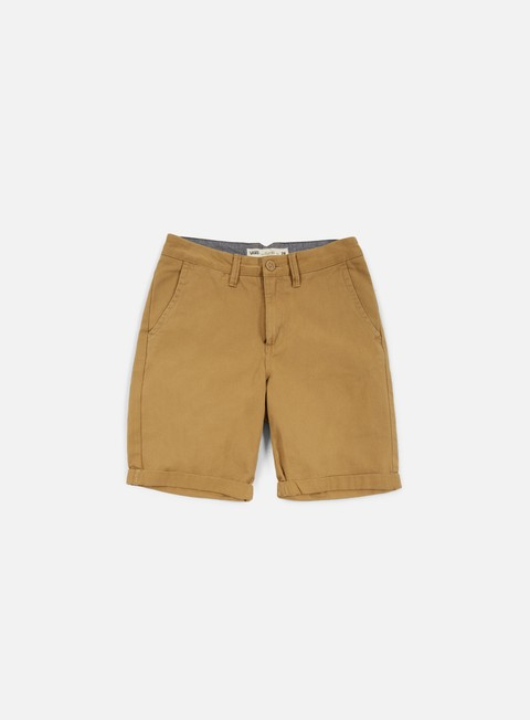 pantaloni vans excerpt short new mushroom brown
