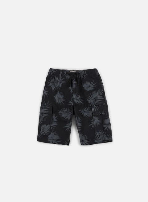 pantaloni vans flower shorts tonal palm
