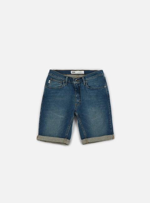 pantaloni vans hannon shorts vintage indigo