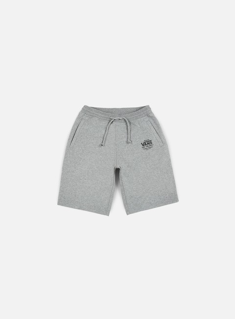 pantaloni vans holder fleece short concrete heather