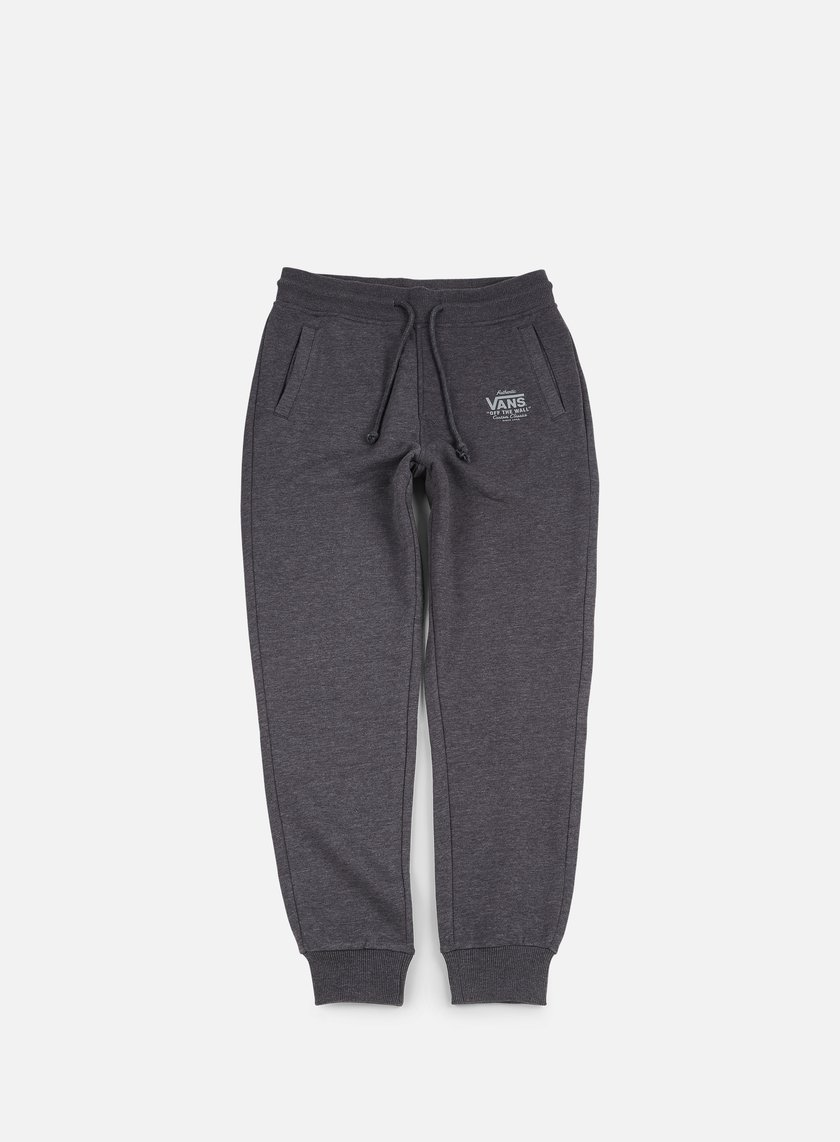 Vans - Holder Sweatpant, Black Heather