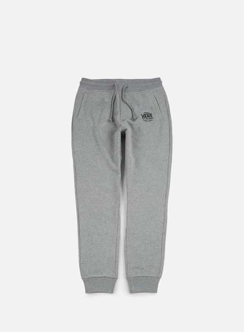 pantaloni vans holder sweatpant concrete heather