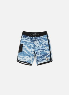 Vans - Mixed Scallop Boardshort, Backwash 1