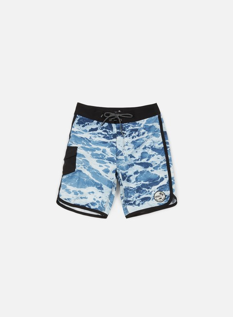 Sale Outlet Swimsuits Vans Mixed Scallop Boardshort