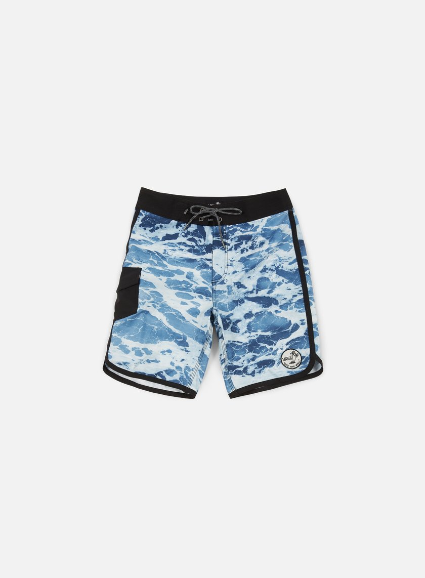 Vans - Mixed Scallop Boardshort, Backwash