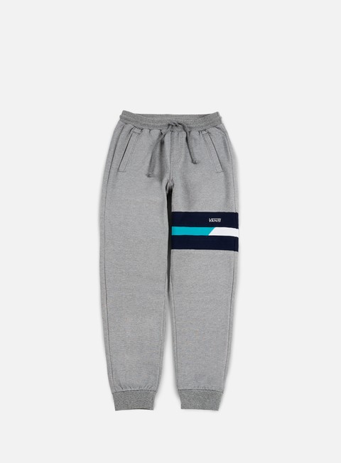pantaloni vans nintey three sweatpants concrete heather