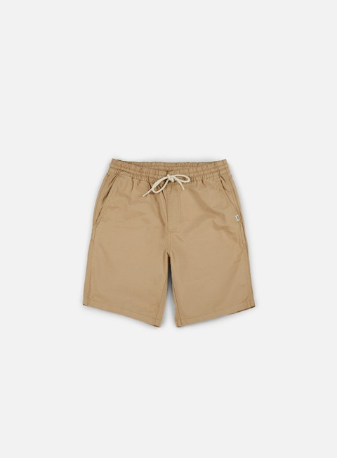 pantaloni vans range short khaki