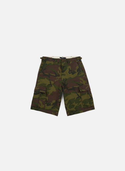 pantaloni vans tremain shorts camo