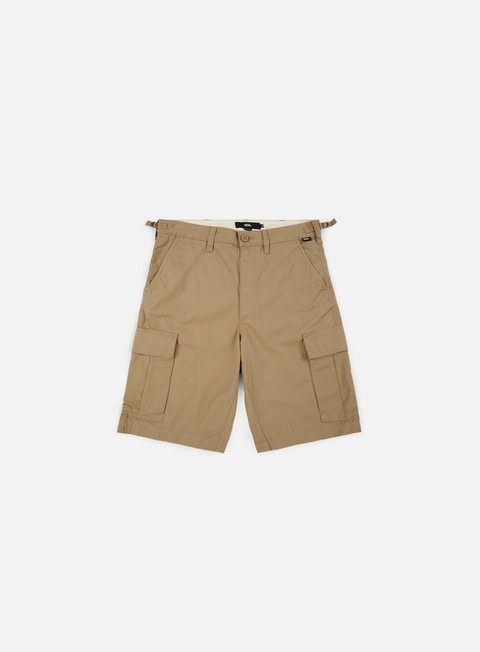pantaloni vans tremain shorts military khaki