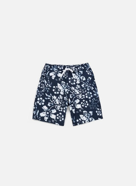 pantaloni vans trippin decksider boardshort trippin dress blue